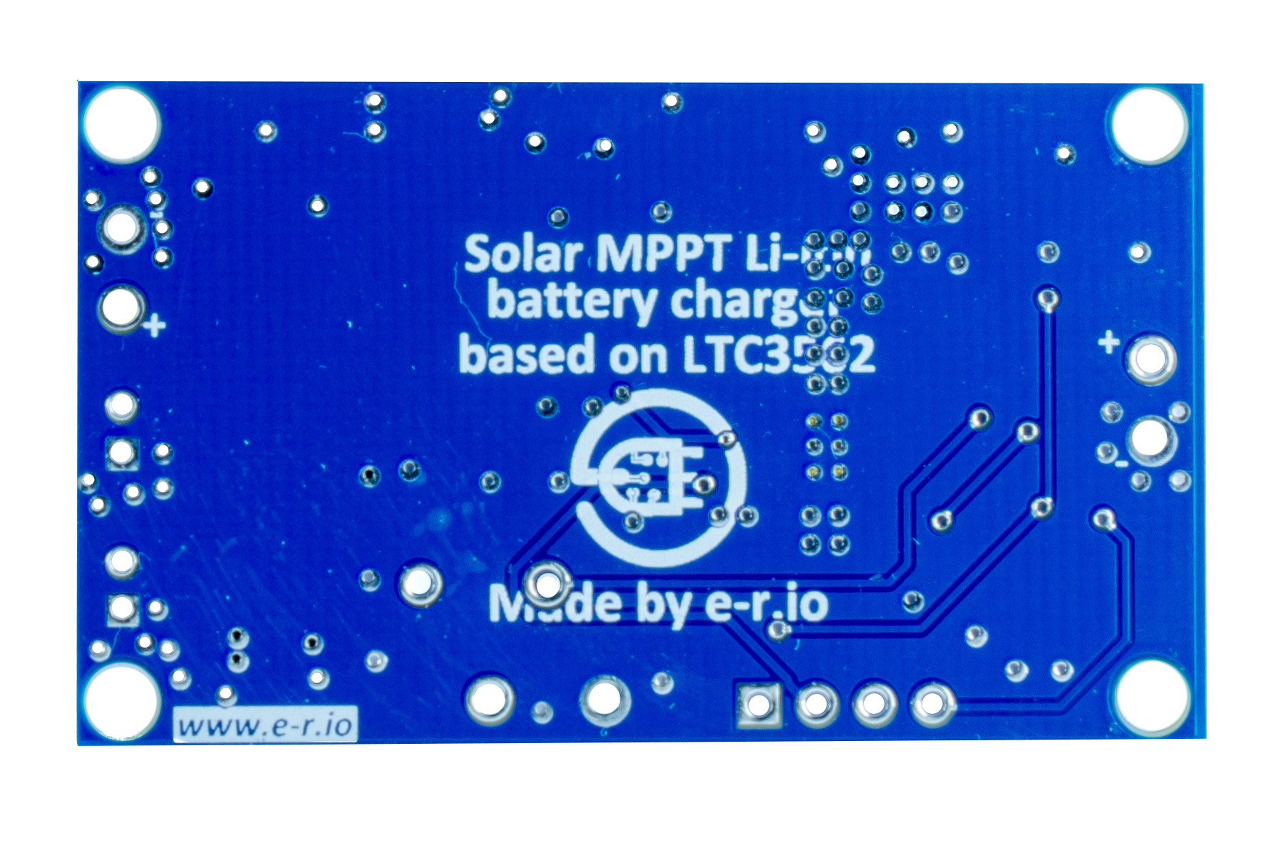 [RETIRED] Solar MPPT li-ion battery charger(made by e-radionica)
