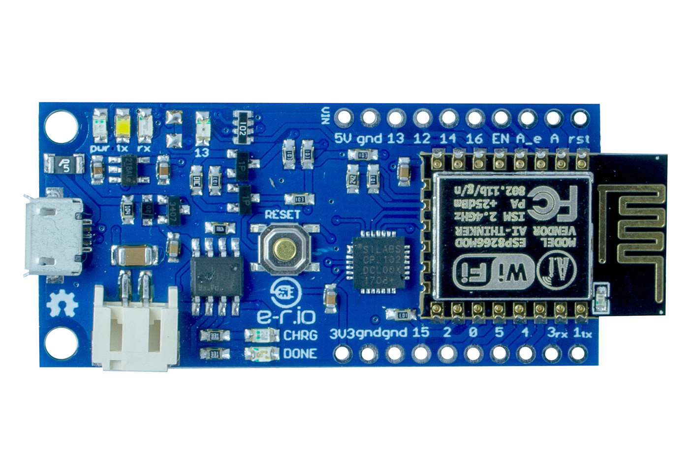 Croduino Nova Microcontroller Board With Wifi Arduino Isp In System Programming And Standalone Circuits Open