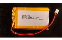 Li-ion battery 1200mAh 3.7V