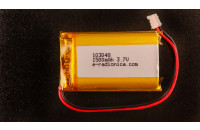 Li-ion battery 1500mAh 3.7V