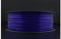 "SAMPLE ""e-radionica.com"" PETG Filament 1.75mm Transparent Blue 50g"