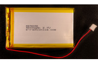 Li-ion battery 4000mAh 3.7V