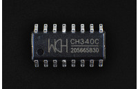 CH340C USB-UART bridge IC