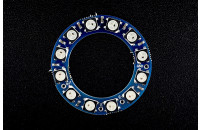 WS2812 LED ring 12 LEDs (made by e-radionica)