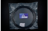 "SAMPLE ""e-radionica.com"" PLA Filament 1.75mm Black 50g"