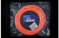 "SAMPLE ""e-radionica.com"" PLA Filament 1.75mm Glow Orange 50g"