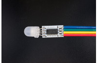 LED pixel with WS2801 round IP20