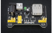 Power supply MB102 for breadboard