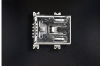 USB SMD mini-B connector