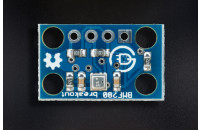 BME280 pressure, temperature and humidity sensor breakout (by e-r)