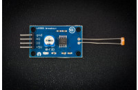 Light sensor with LM393 (e-radionica made)