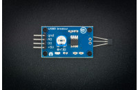 Hall effect sensor with LM393