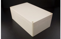 Waterproof plastic box for projects 200x120x75mm