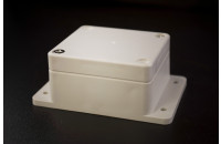 Waterproof plastic box for projects 65x59x35mm