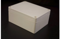 Waterproof plastic box for projects 115x90x55mm