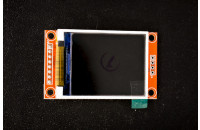 "TFT display 1.8"" 128x160, touchscreen"