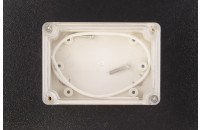 Waterproof plastic box for projects 158x90x60mm