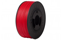 ABS filament 2.85mm RED