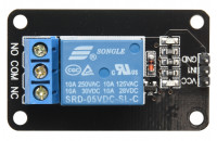 Relay module, 1-channel