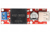Step-down module for USB, KIS3R33S