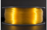 "SAMPLE ""e-radionica.com"" PETG Filament 1.75mm Transparent Yellow 50g"