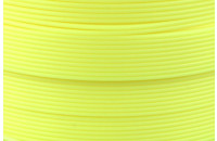"SAMPLE ""e-radionica.com"" PLA Filament 1.75mm Glow Yellow 50g"