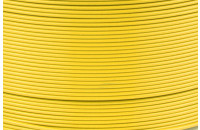 "SAMPLE ""e-radionica.com"" PLA MATT Filament 1.75mm Yellow 50g"