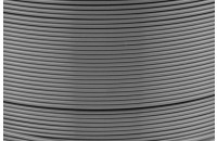 """e-radionica.com"" PLA MATT filament 1.75mm DARK GREY 1kg"