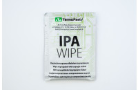 Isopropyl cleaning wipes, 25pcs