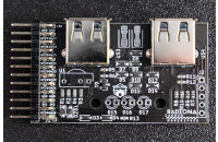 ULX3S USB extension board