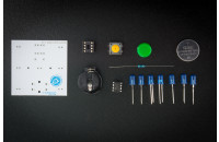 LED dice - solder kit