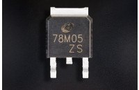 7805 5V regulator napona SMD