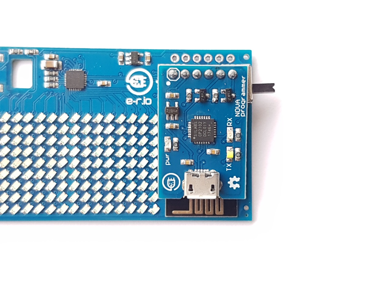Maker LED Display: everything in one place / e-radionica com LEARN